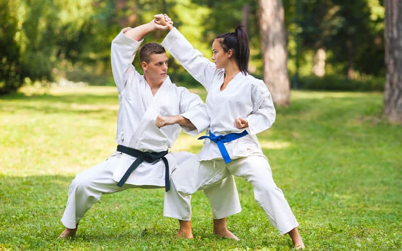 Martial Arts Lessons for Adults in Vista CA - Outside Martial Arts Training
