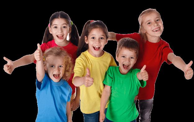Martial Arts Summer Camp for Kids in Vista CA - Happy Smiling Kids Footer Banner
